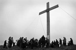 Cross and Crowd