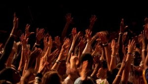 Many Hands in Worship